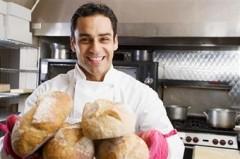 pan, panadero
